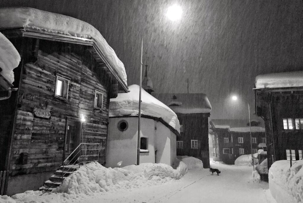 Oberwald by night
