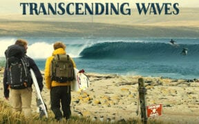 Transcending Waves by Gauchos del Mar