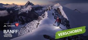 Banff Mountain Film Festival verschoben