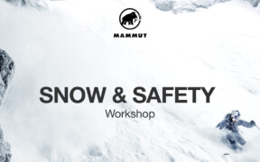 Mammut Snow & Safety Workshop