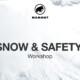 Mammut Snow & Safety Workshop