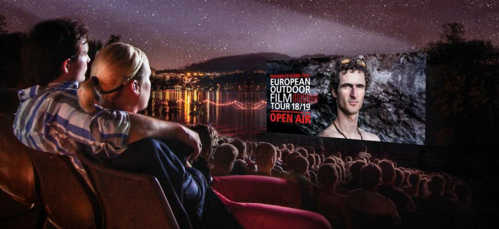 European Outdoor Film Tour - Open Air 2019