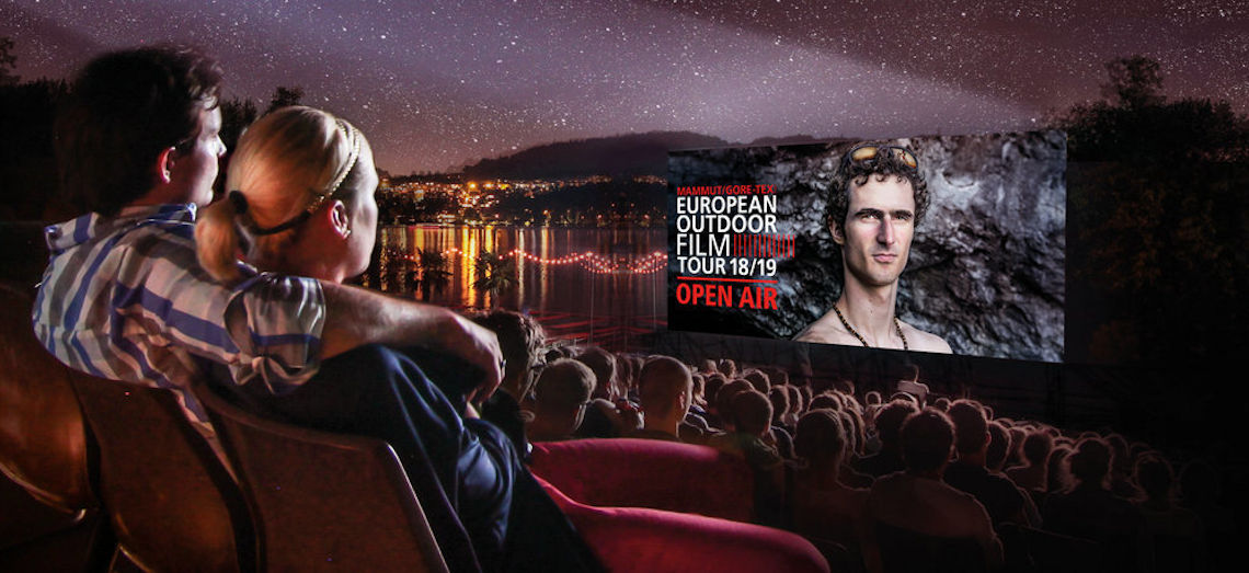 European Outdoor Film Tour - Open Air 2019