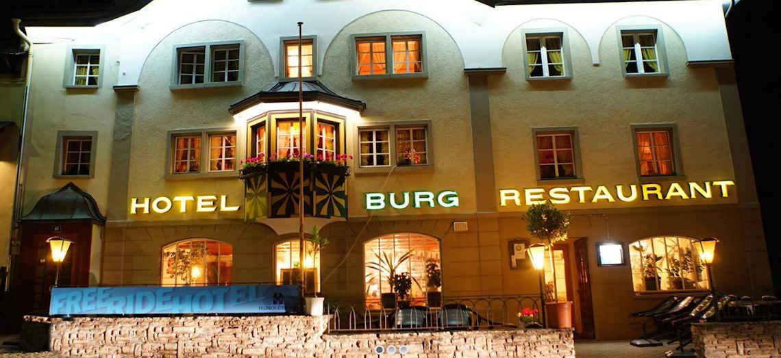 Freeride Hotel, Hospental