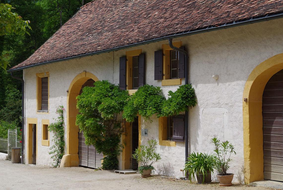 Genfer Vigneron im Freilichtmuseum Ballenberg