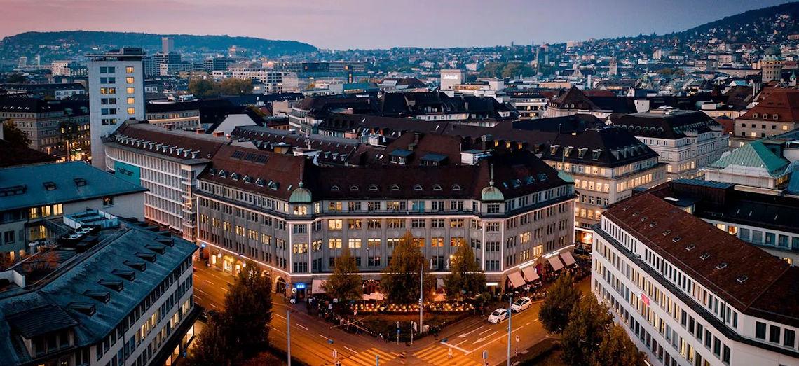 Kaufleuten, Zürich