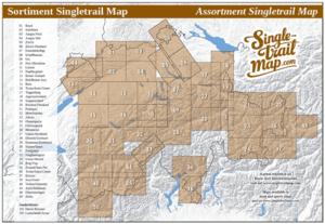 Singletrail Maps